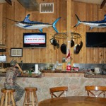 Riverview Ranch hunting lodge and bar resort